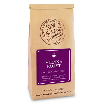 Bag of Vienna Roast Coffee