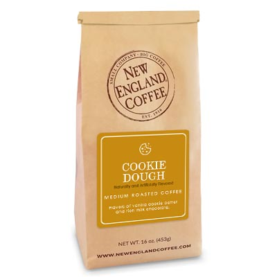 Bag of Cookie Dough Flavored Coffee